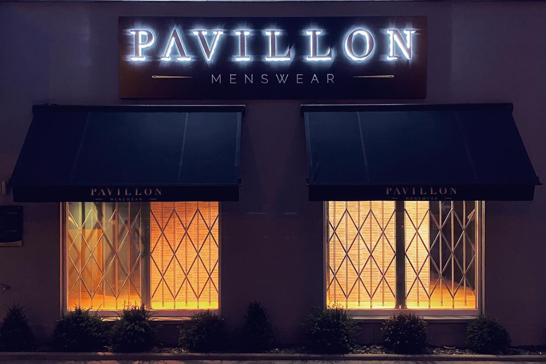 Pavillon, .
