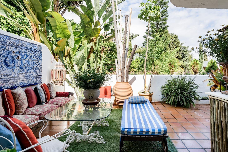 Apt Las Lomas Marbella Club Golden Mile, Jesus / Airbnb