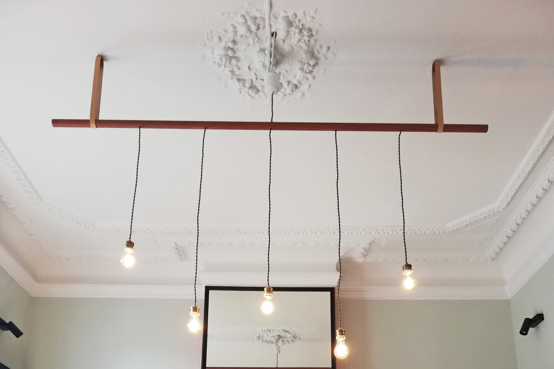 """""""Ik ben heel blij als mijn lamp perfect past in het interieur van mijn klant"""", na"""