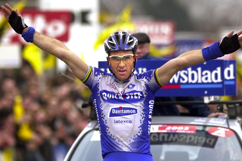 Als je zo lang het Vlaams wielrennen hebt gedomineerd, dan moet je in deze lijst staan., Belga Image