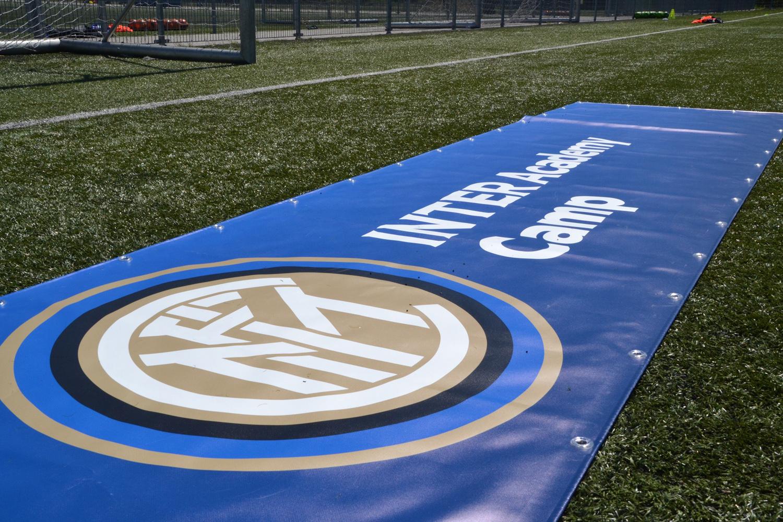 Door een samenwerking met verschillende clubs wereldwijd bereikt Inter Milaan 20.000 jongeren, Inter Academy Camp Antwerp