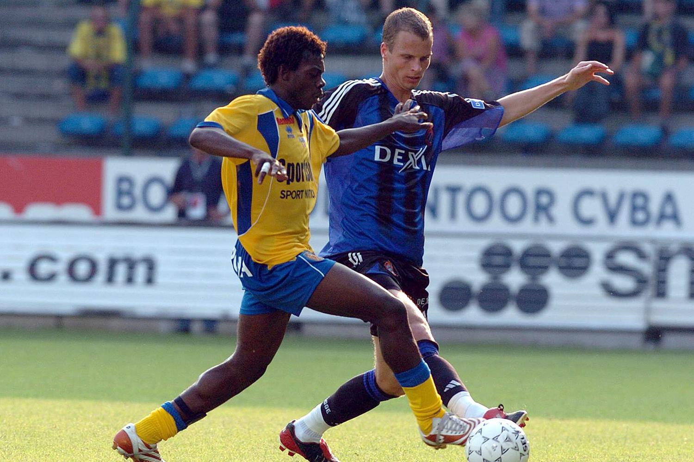 Rozehnal in actie voor Club Brugge, Belga Image