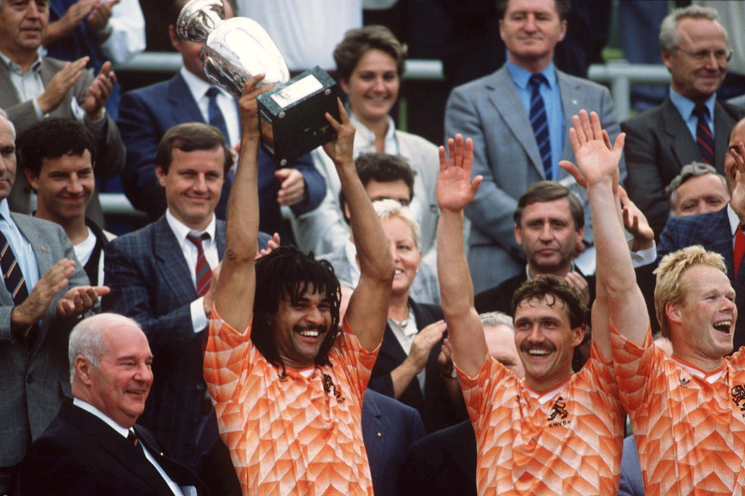 De Europese titel was in 1988 voor Nederland, GETTY