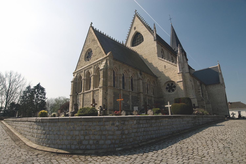 Kerk van Onze-Lieve-Vrouw van Lombeek, Toerisme Vlaams-Brabant-Rudy Engels