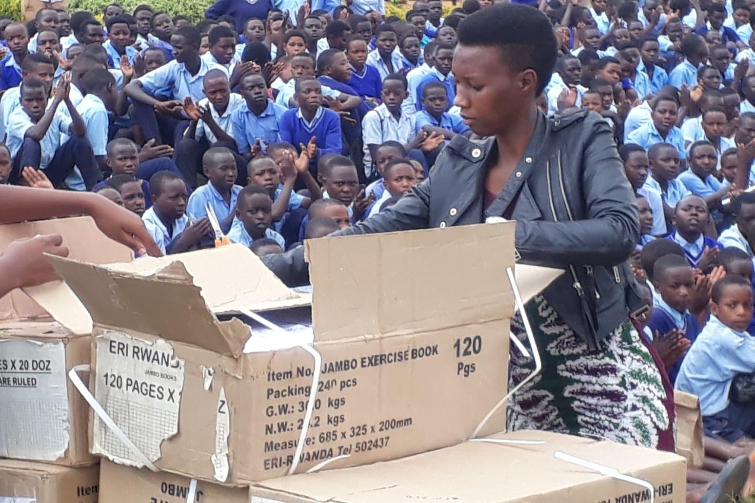 L'Association liégeoise pour le Rwanda, ALR