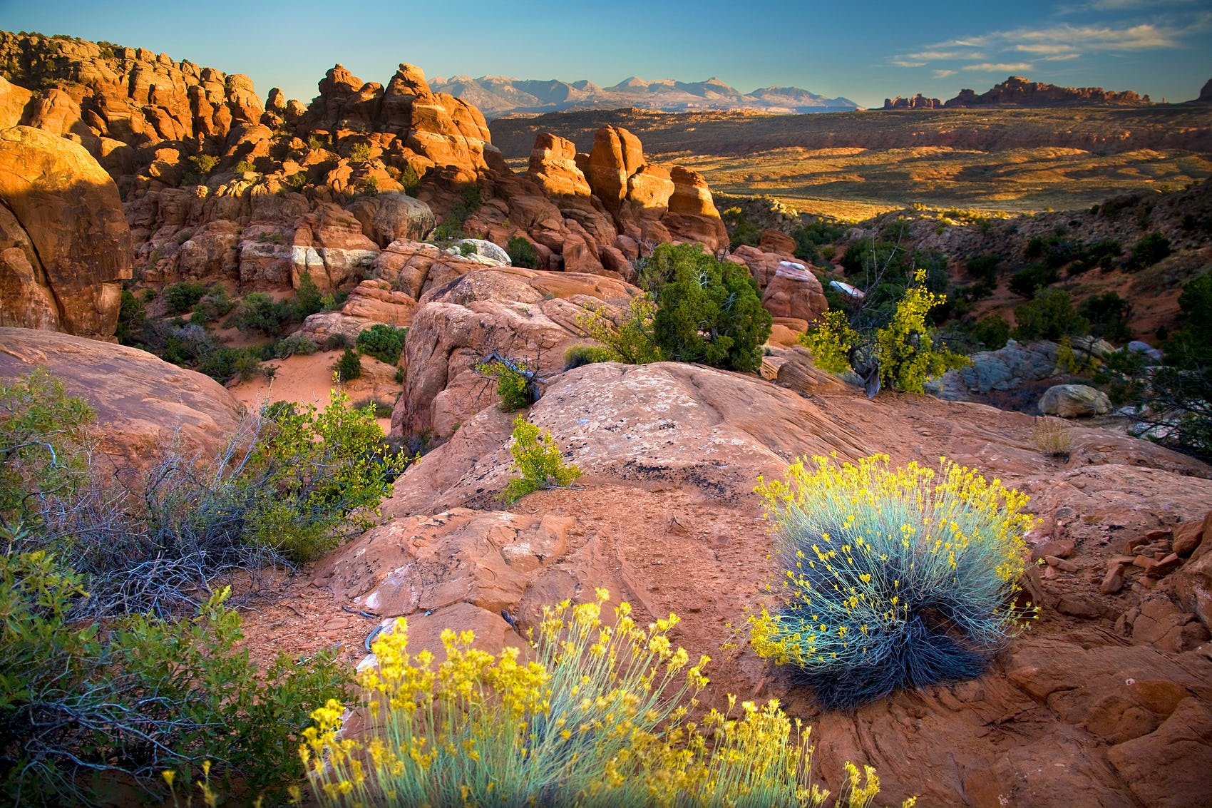 Het Utahraptor State Park in Utah, Peter Kunasz/Shutterstock