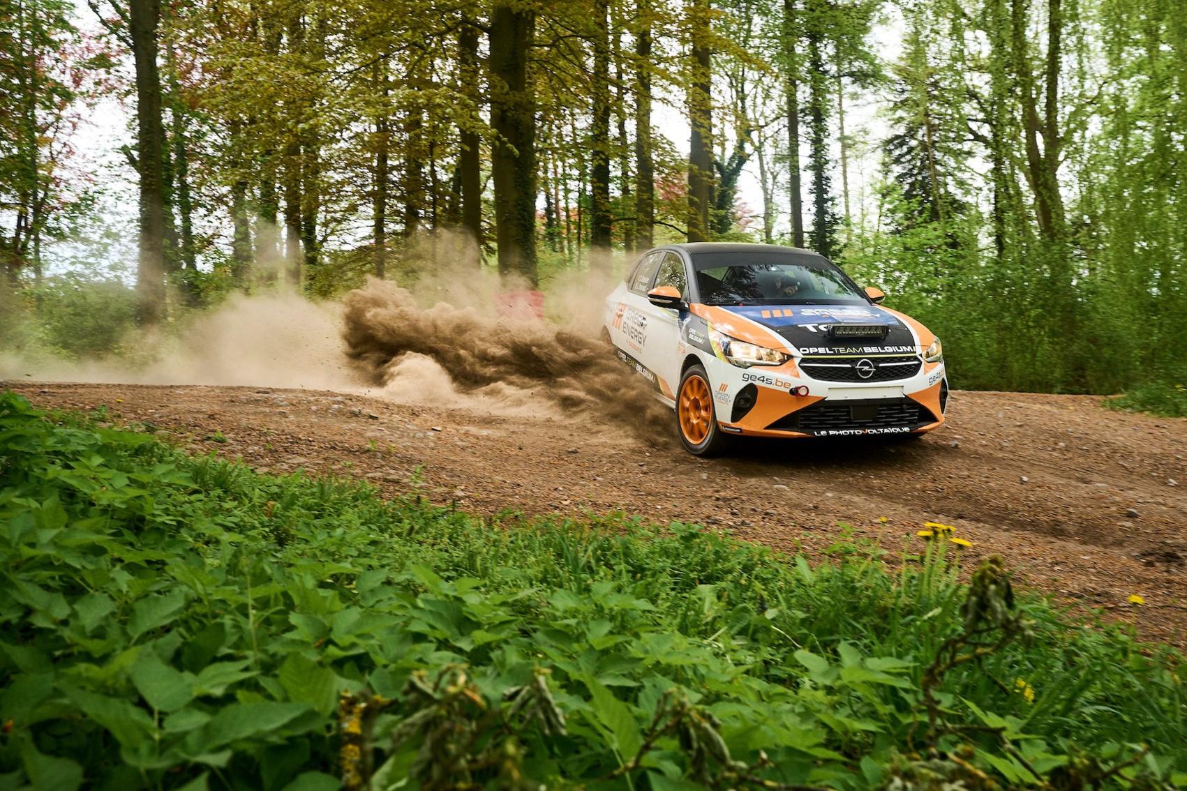 Opel e-Rally Cup, GF