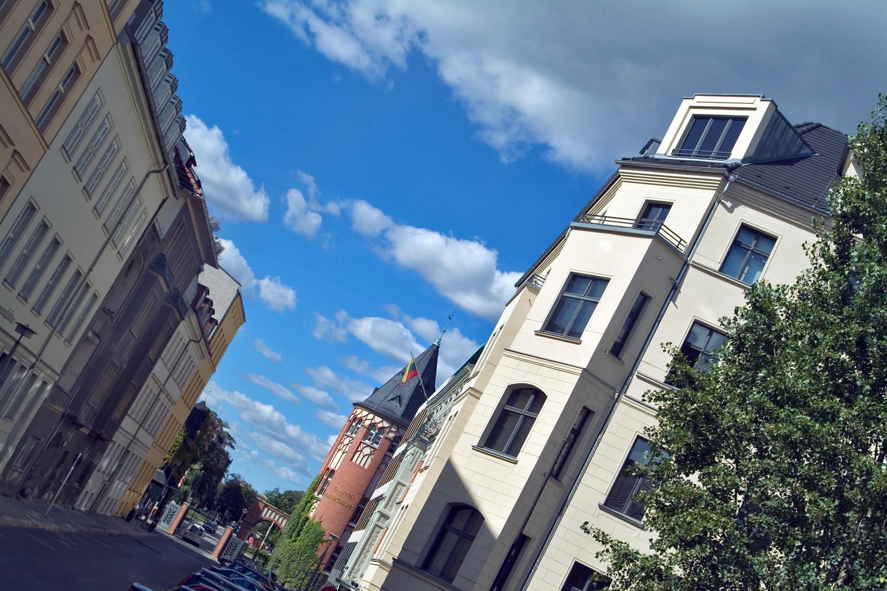 Hôpital de la Charité, Berlin, GETTY IMAGES