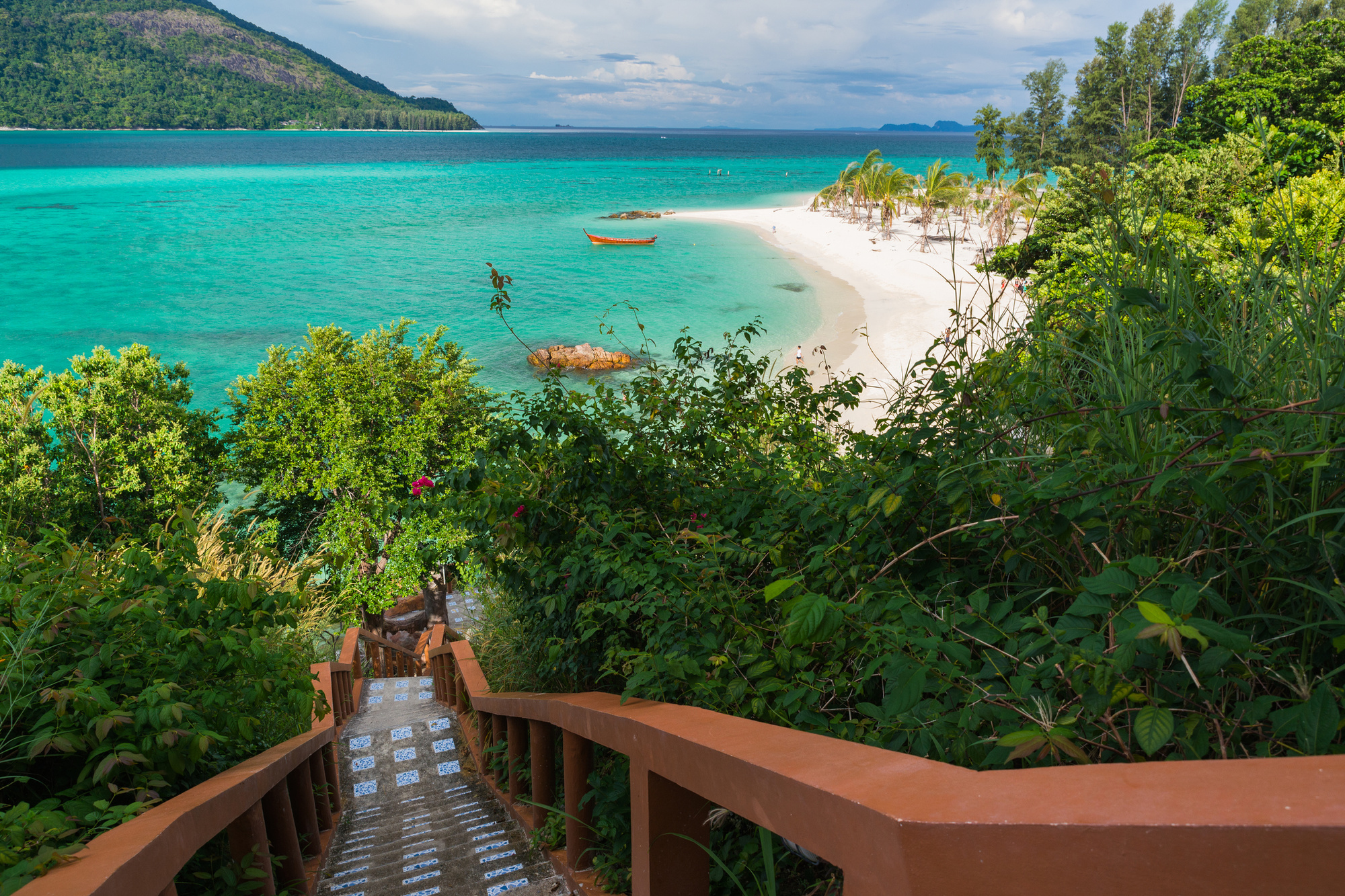 Koh Lipe-beach, iStock