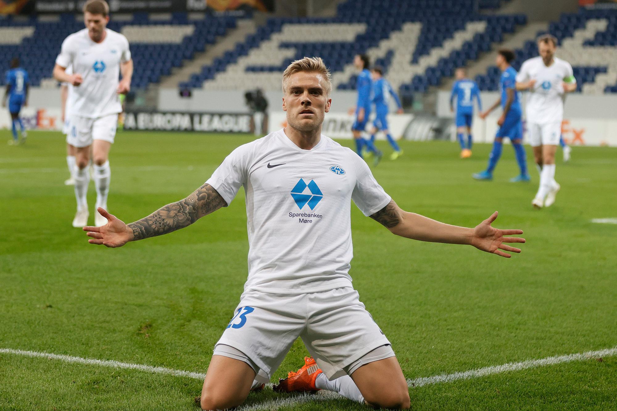 Molde leek in de vorige ronde nog enorm efficiënt tegen Hoffenheim, GETTY