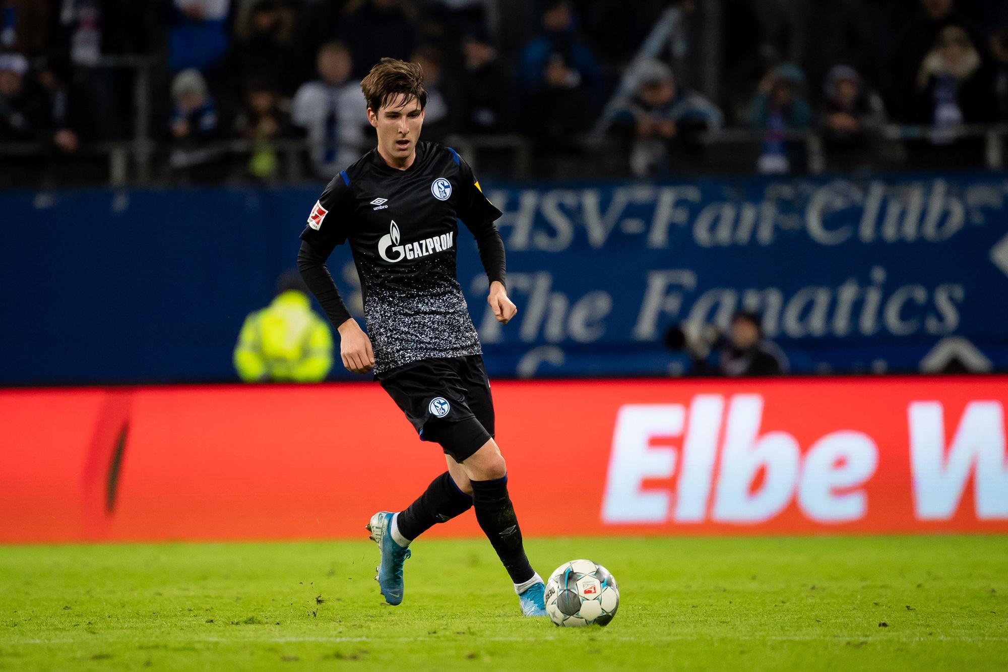 Juan Miranda speelt nu bij Schalke 04, GETTY