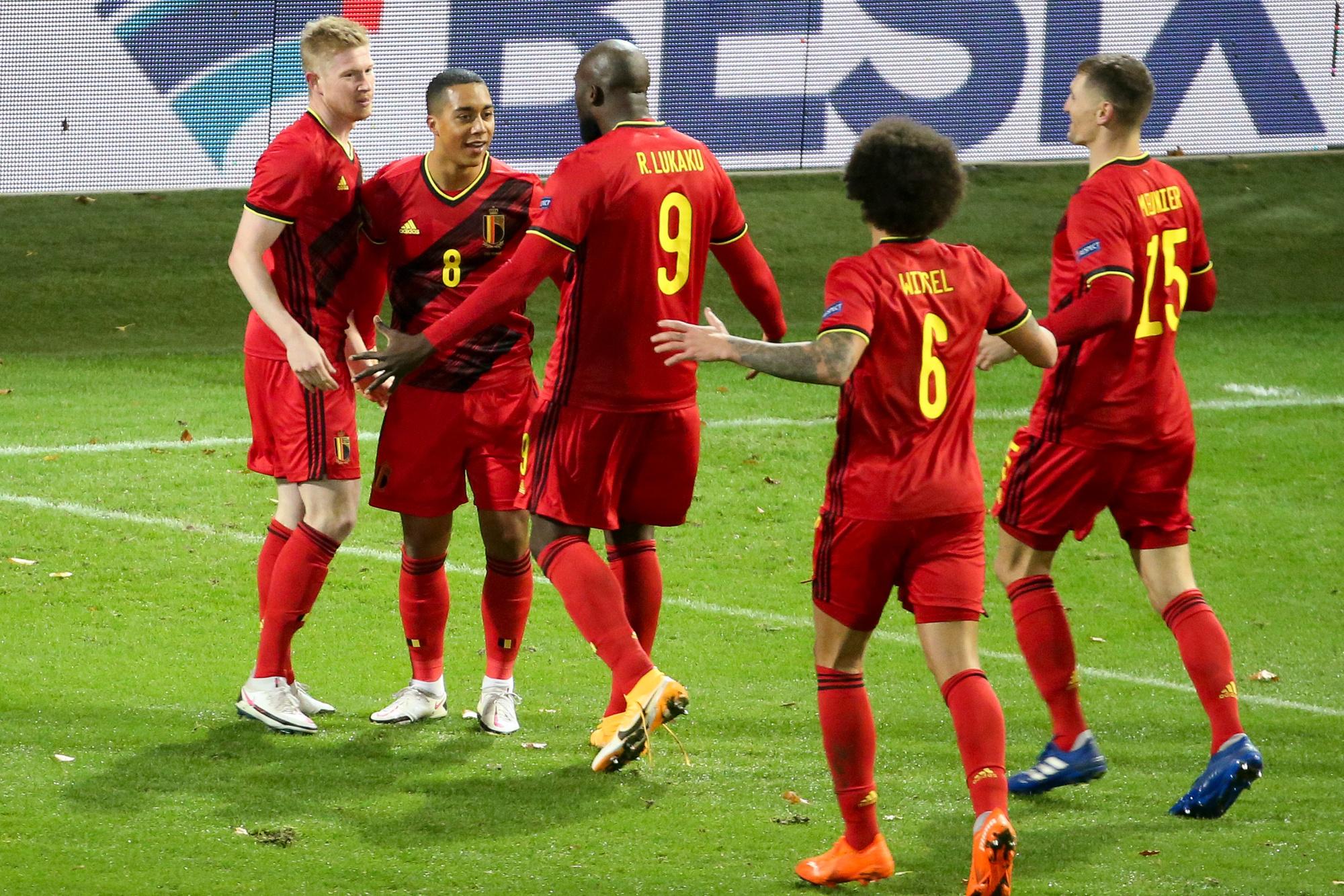 Dé hamvraag: raken de Belgische toppers op tijd fit?, Belga Image