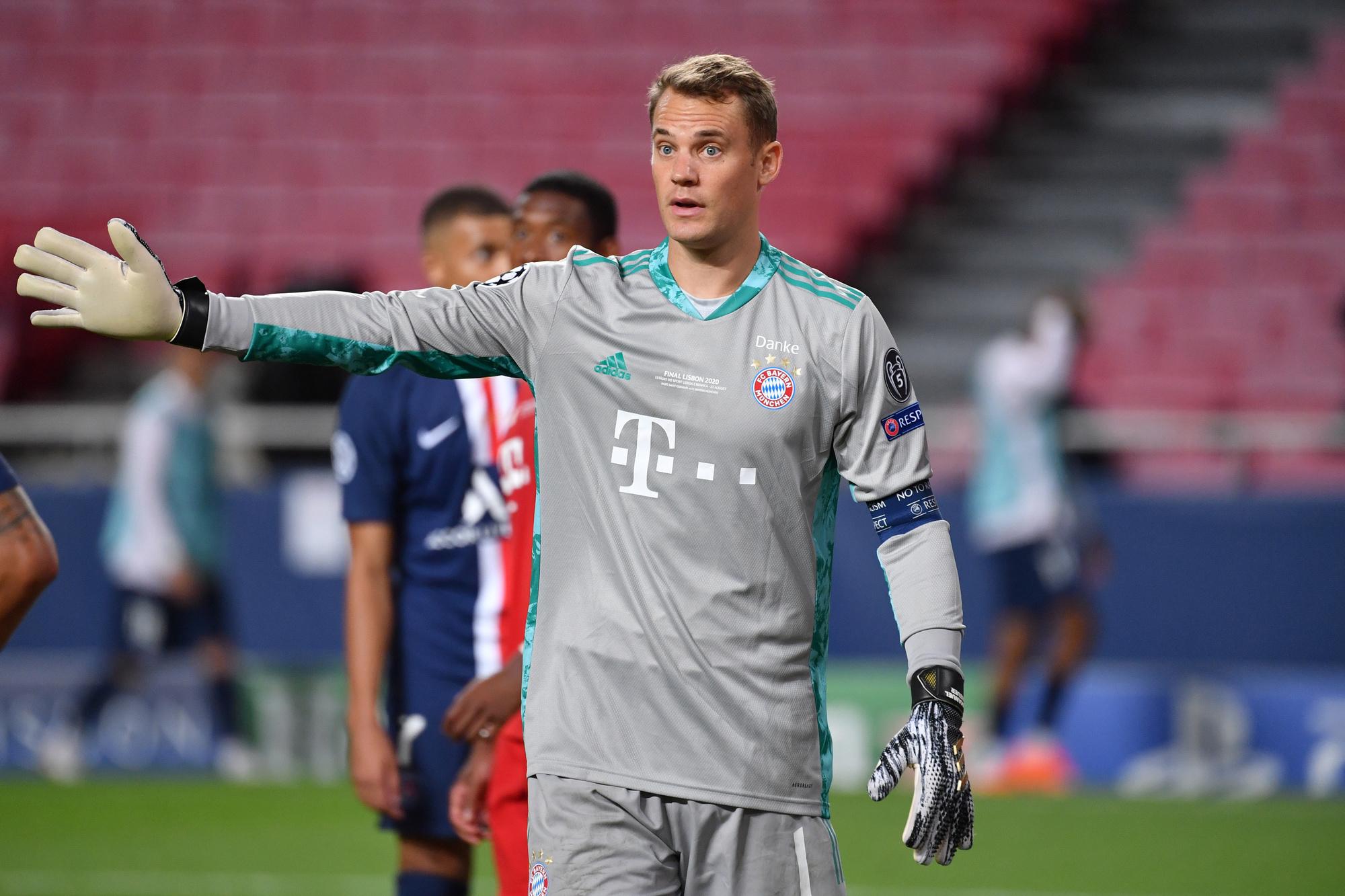 Manuel Neuer a encore prouvé cette saison qu'il est un des meilleurs gardiens du monde., DPA
