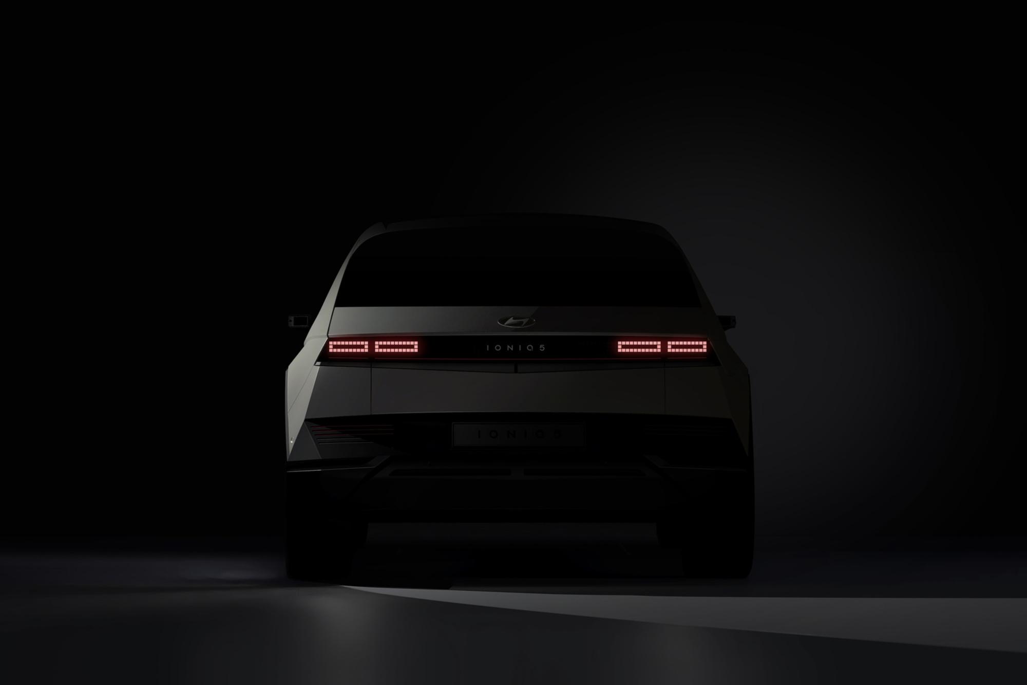 Hyundai Ioniq 5, GF
