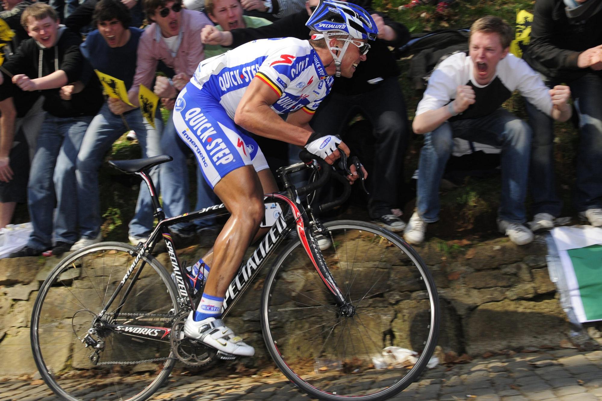 Stijn Devolder won ook in 2009., Belga Image