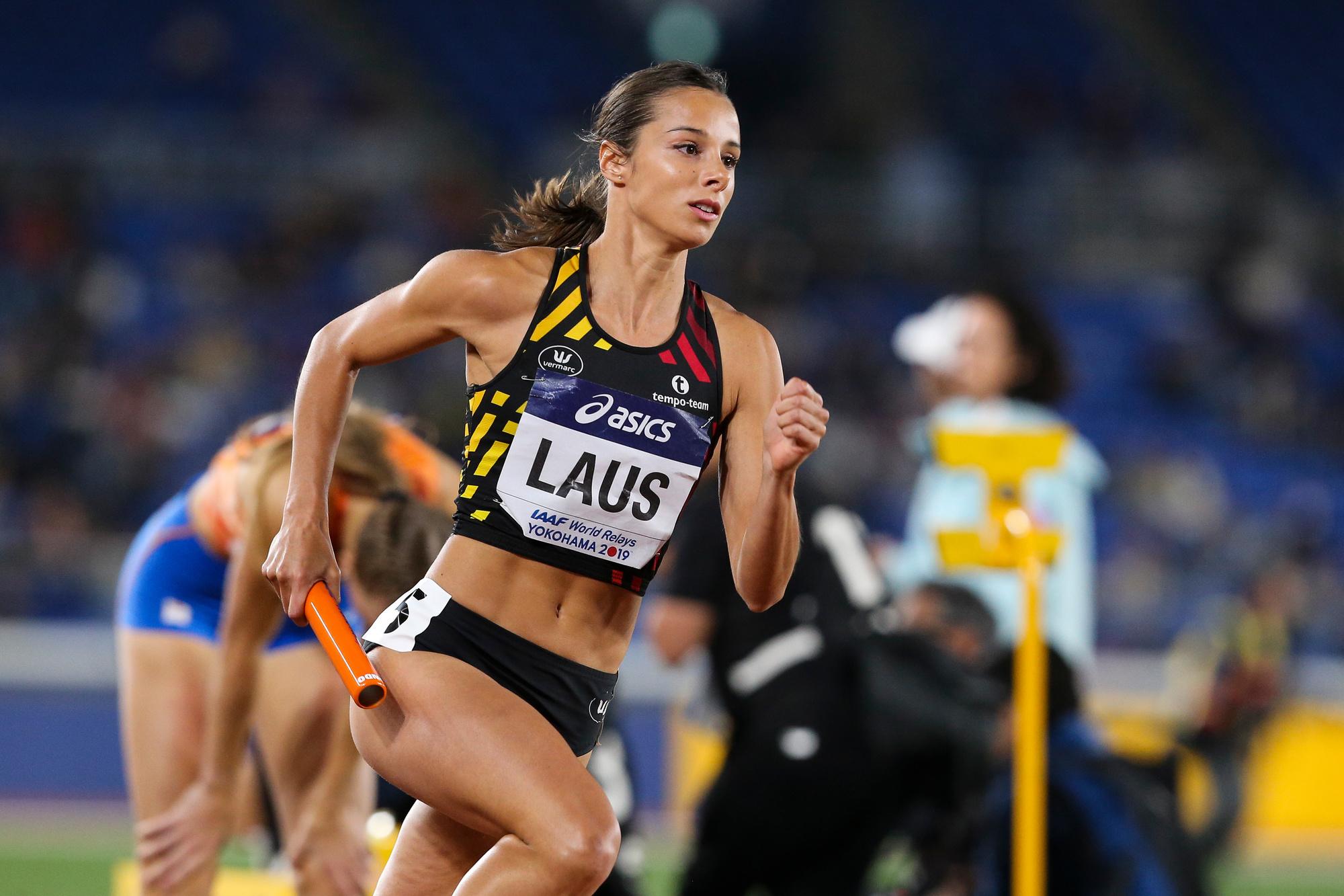 Camille Laus, belga