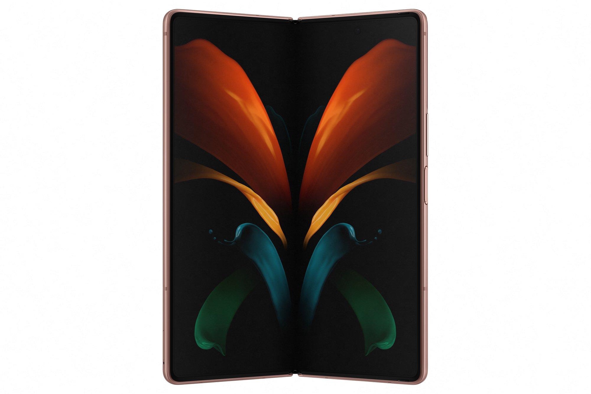De ZFold2, Samsung