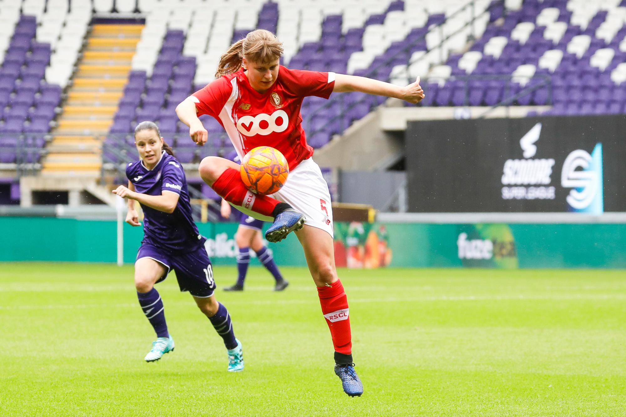 Le Standard s'est montré trop timide face à Anderlecht., BELGA (THIERRY ROGE)