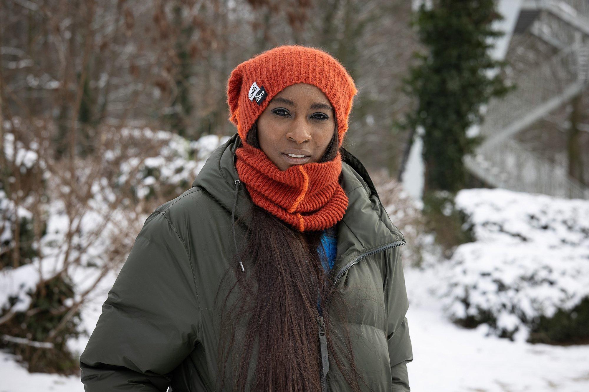 Elodie Ouédraogo, © Belga Image