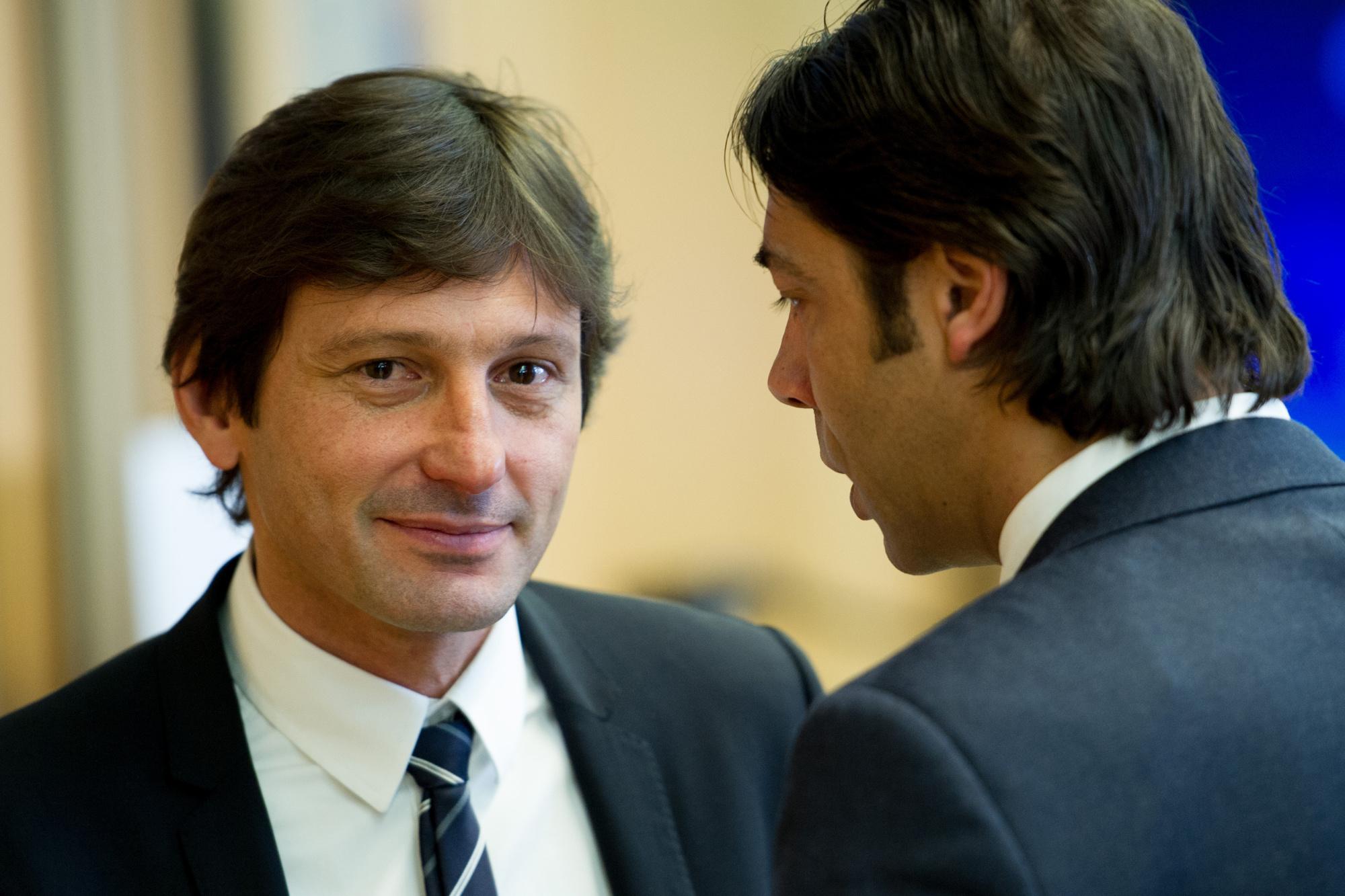 Leonardo, de sportief directeur van PSG, GETTY