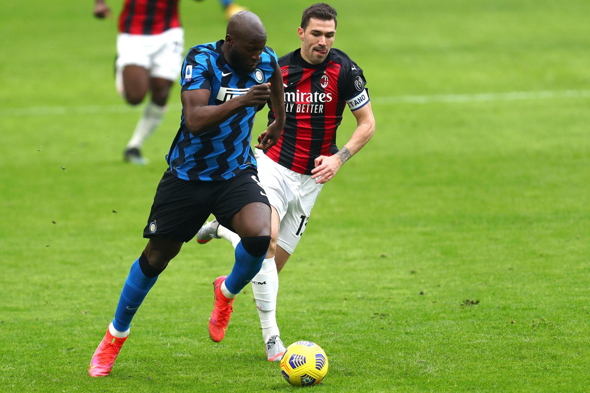 De 0-3-zege op Milan was een statement van Lukaku en de zijnen, GETTY
