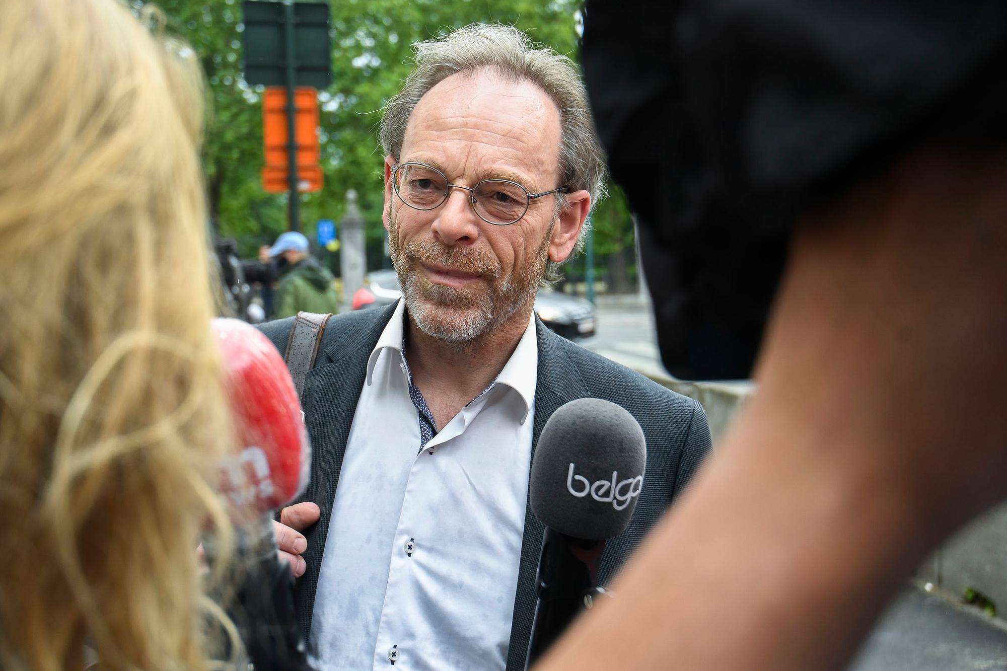 Peter De Roover (N-VA), Belga Image