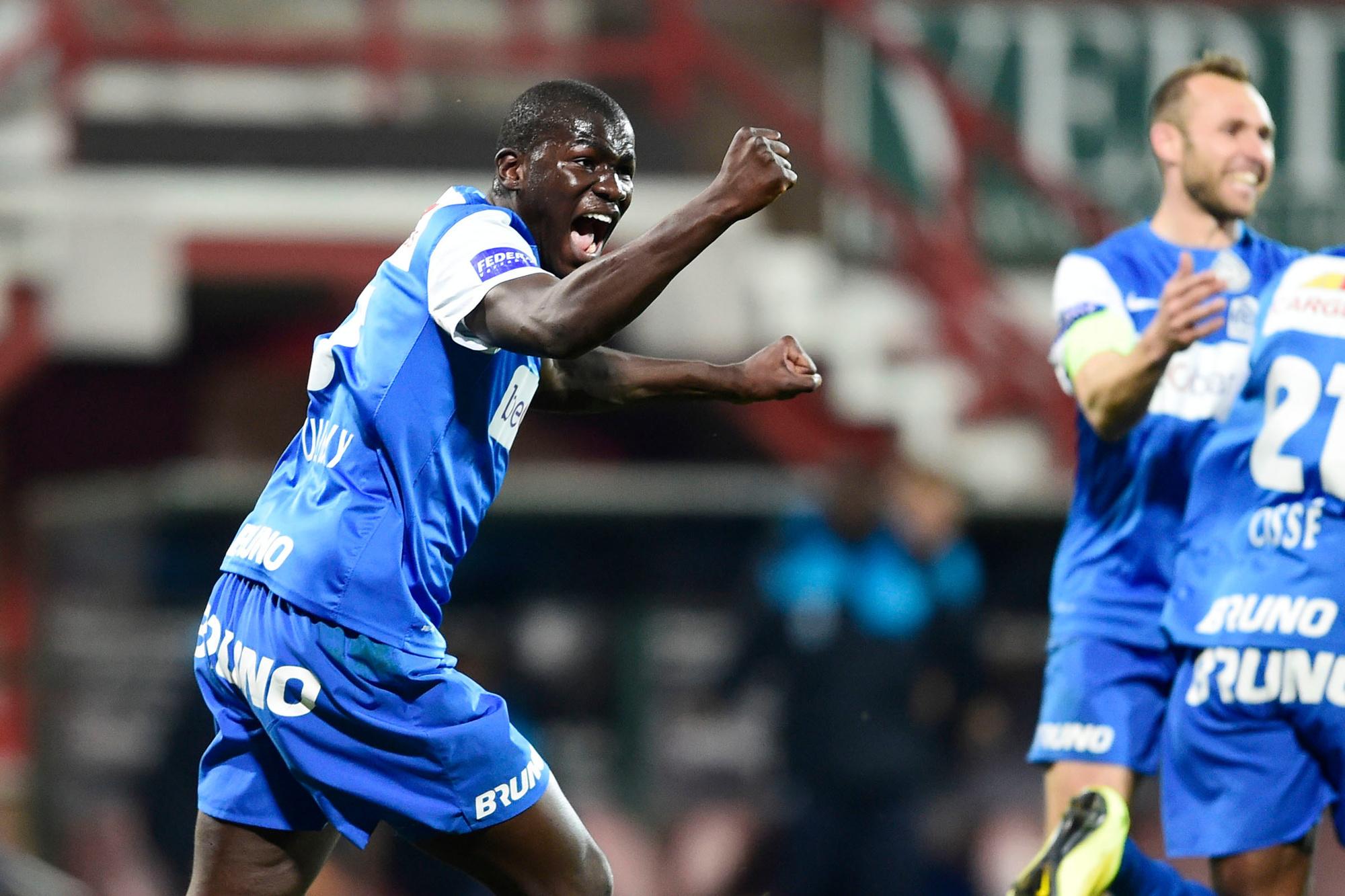 Kalidou Koulibaly speelde twee seizoenen voor KRC Genk., Belga Image