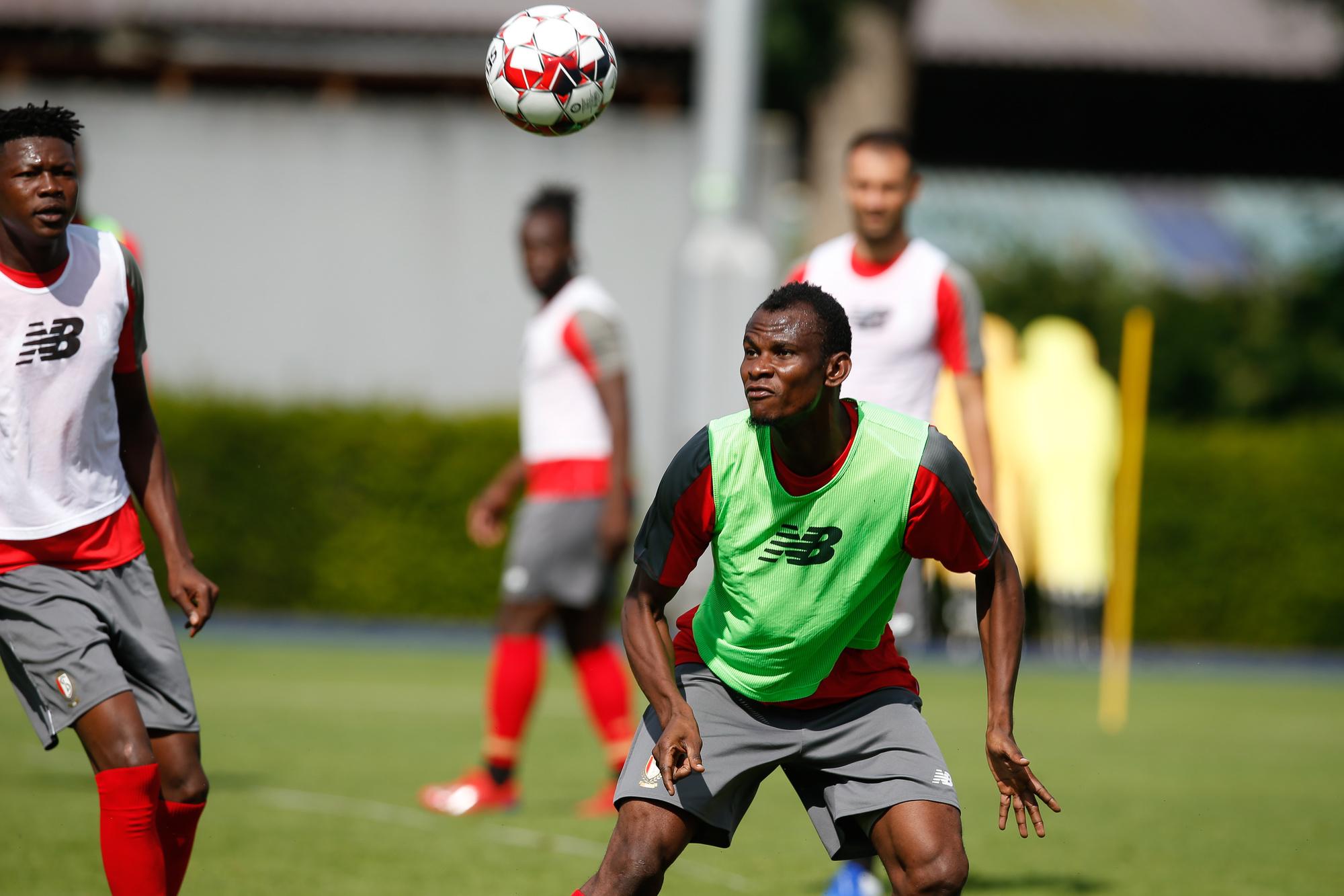 Uche Agbo quitte le Standard pour un ex-grand d'Espagne., BELGA (BRUNO FAHY)