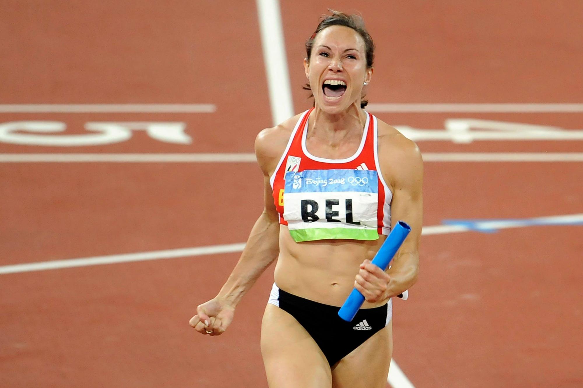 Kim Gevaert, Belga Image