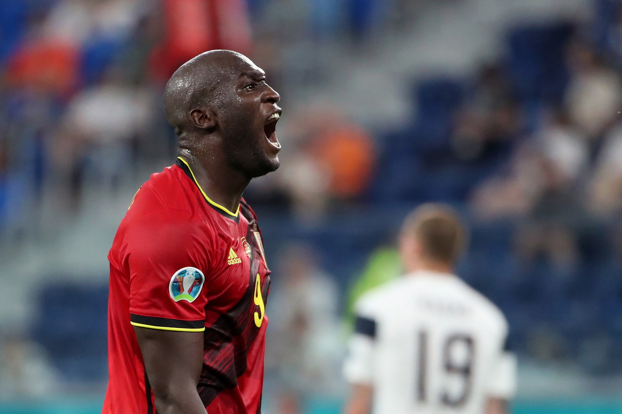 Romelu Lukaku scoorde 24 keer in de Italiaanse competitie, hem kennen ze dus bij de Squadra Azzurra., Belga Image