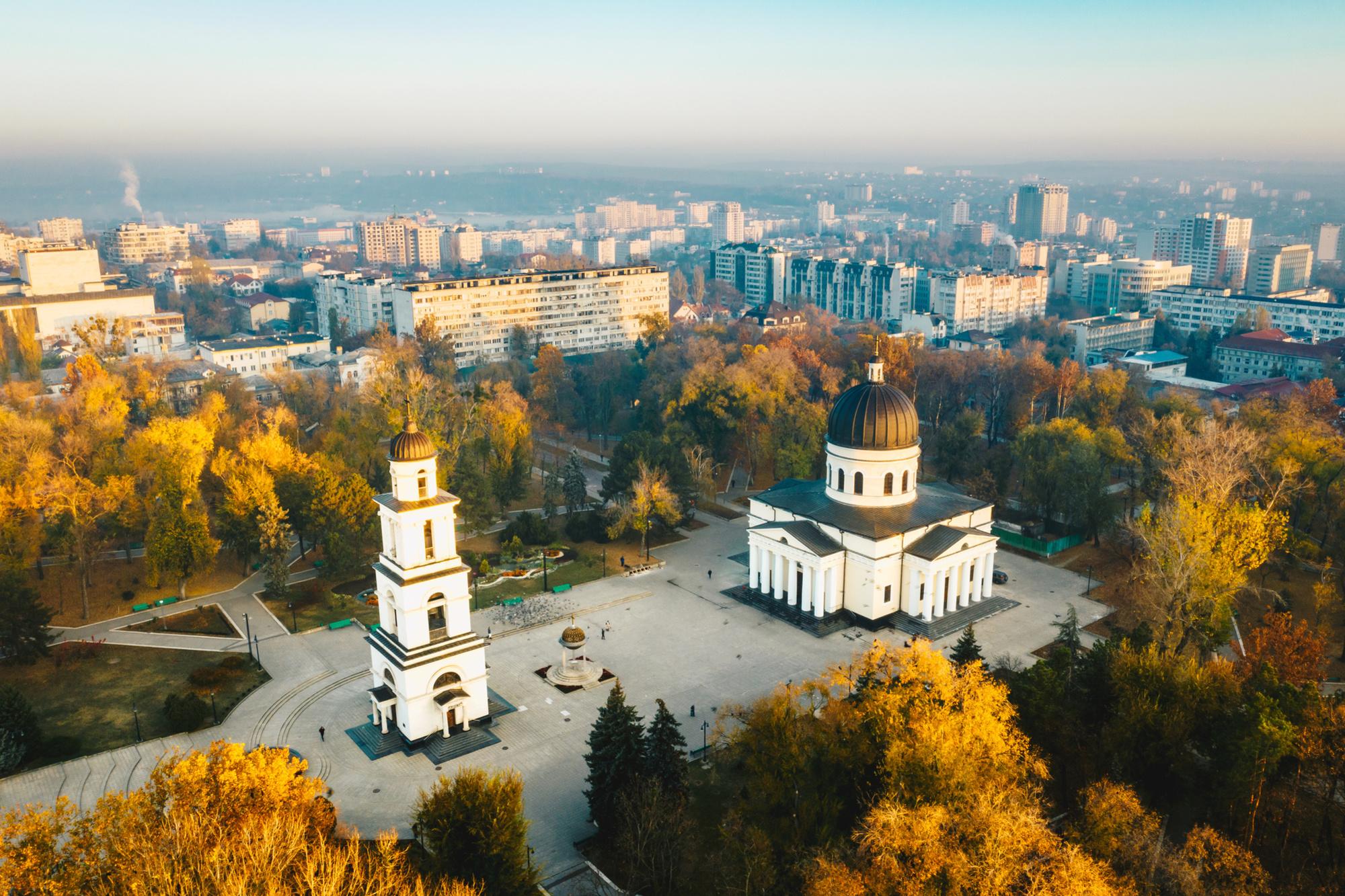 Moldavie, Getty Images