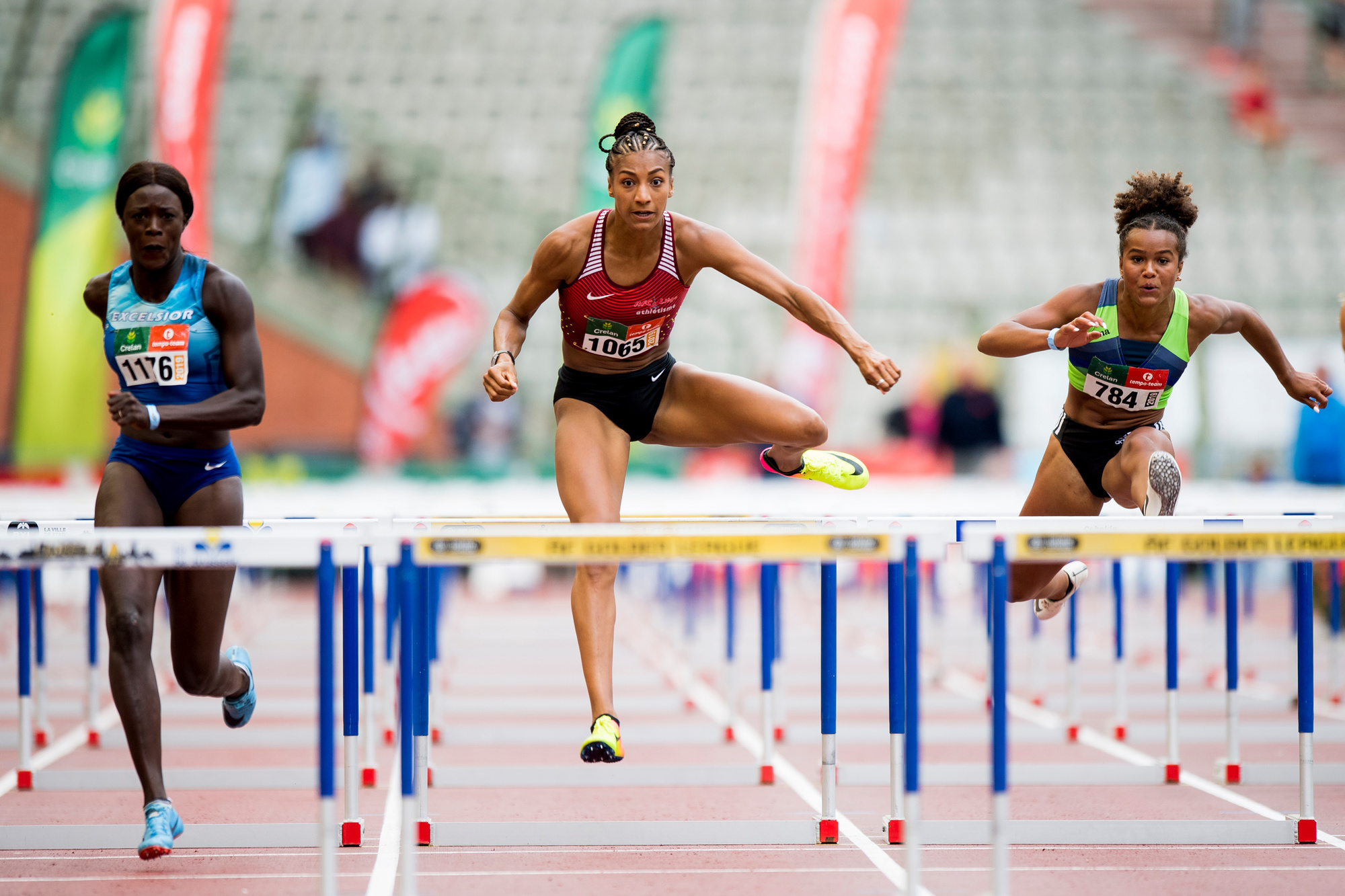 47% van de 11.000 atleten moet zich nog plaatsen voor de Olympische Spelen., Belga Image