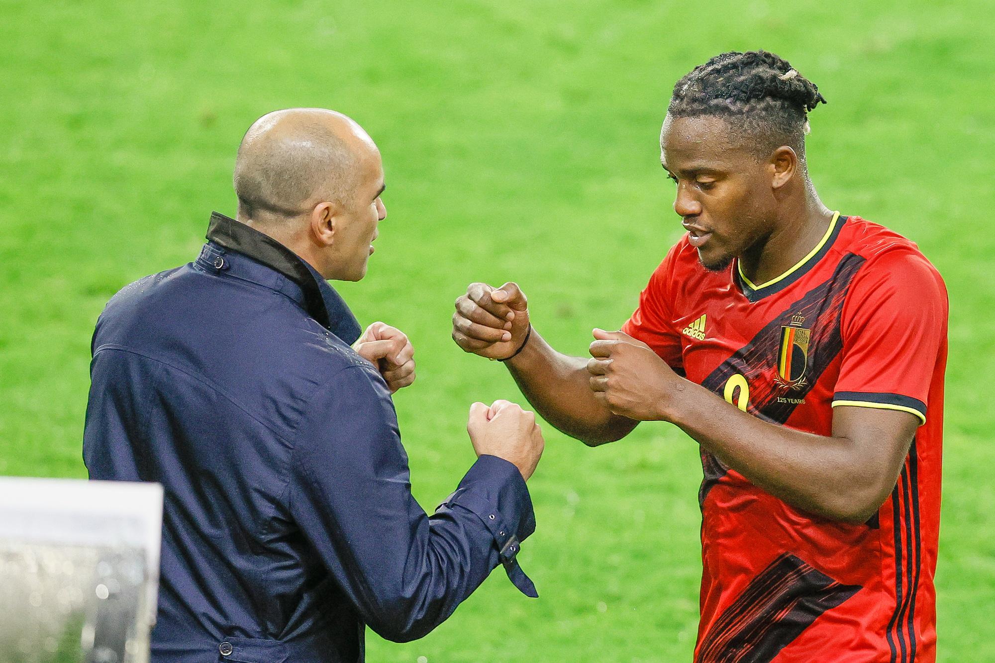 Michy garde la confiance de Martinez., belga