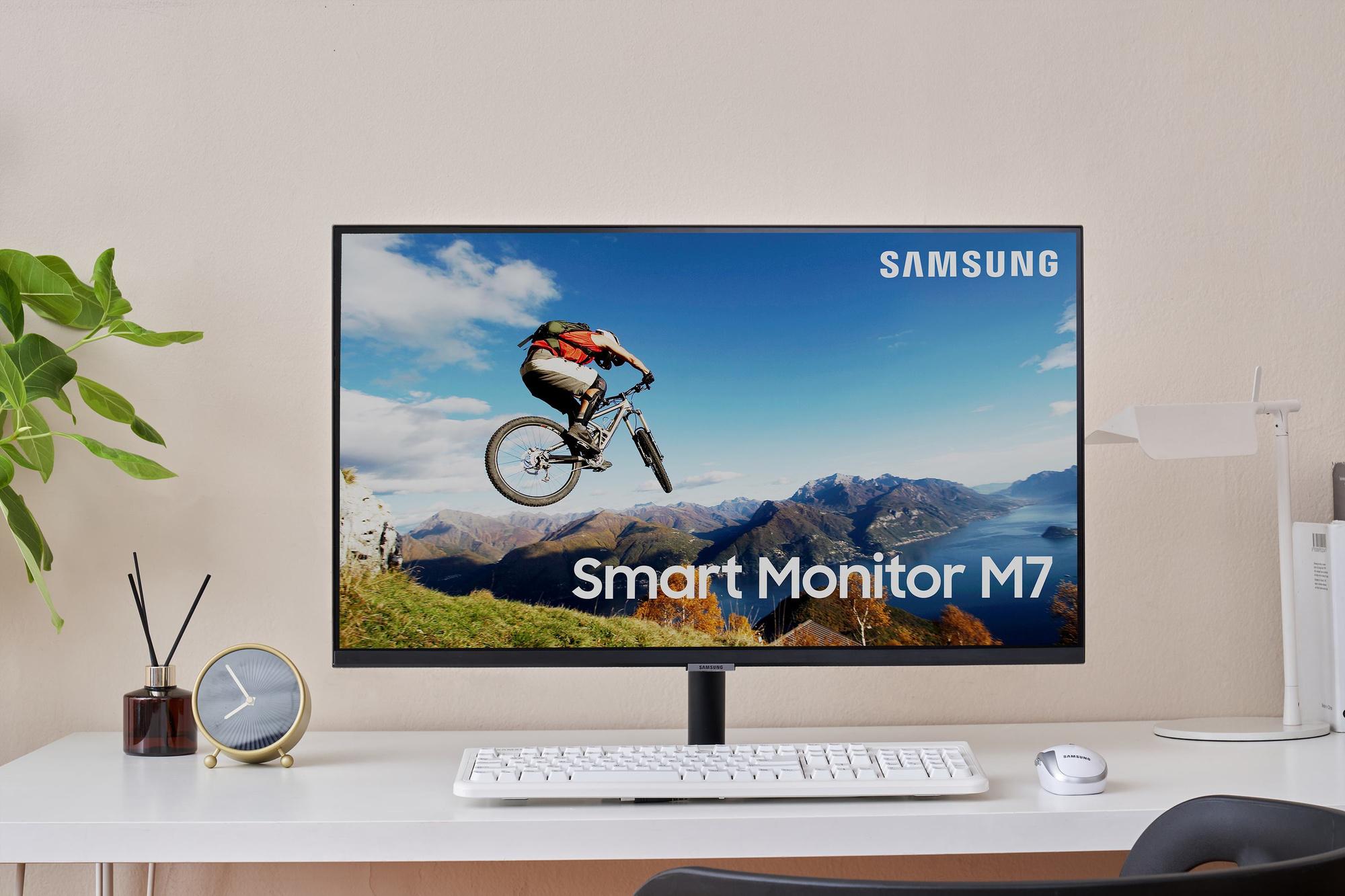 Samsung Smart Monitor M7, Samsung