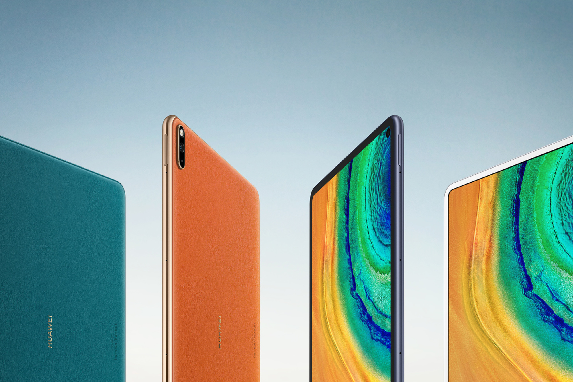 De MatePad Pro, Huawei