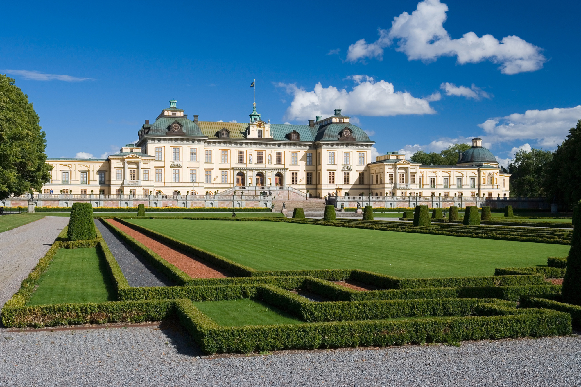 Drottningholm Palace, Getty Images