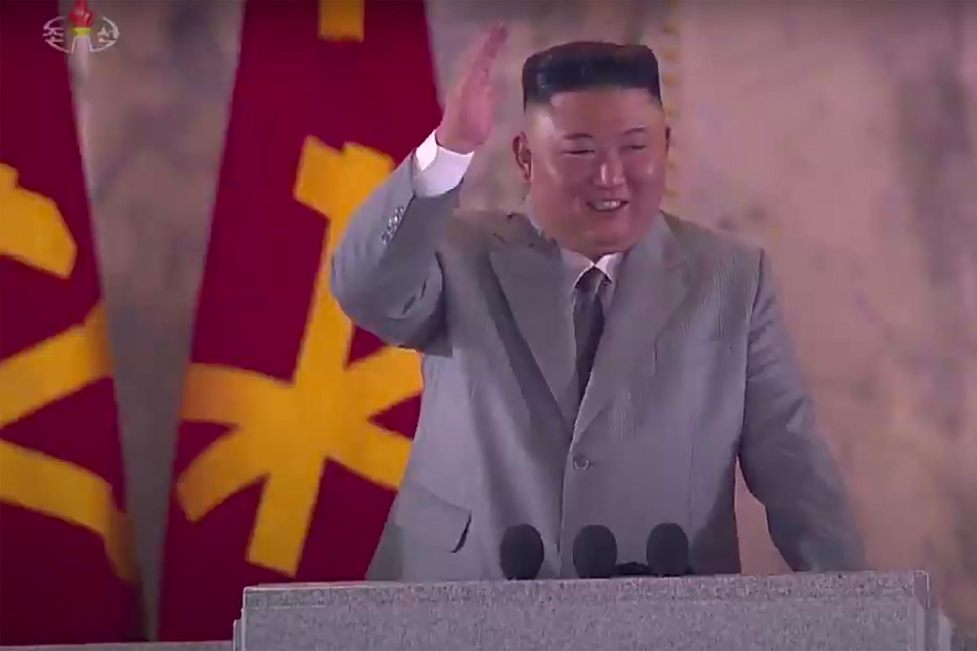 Kim Jong Un, Belga