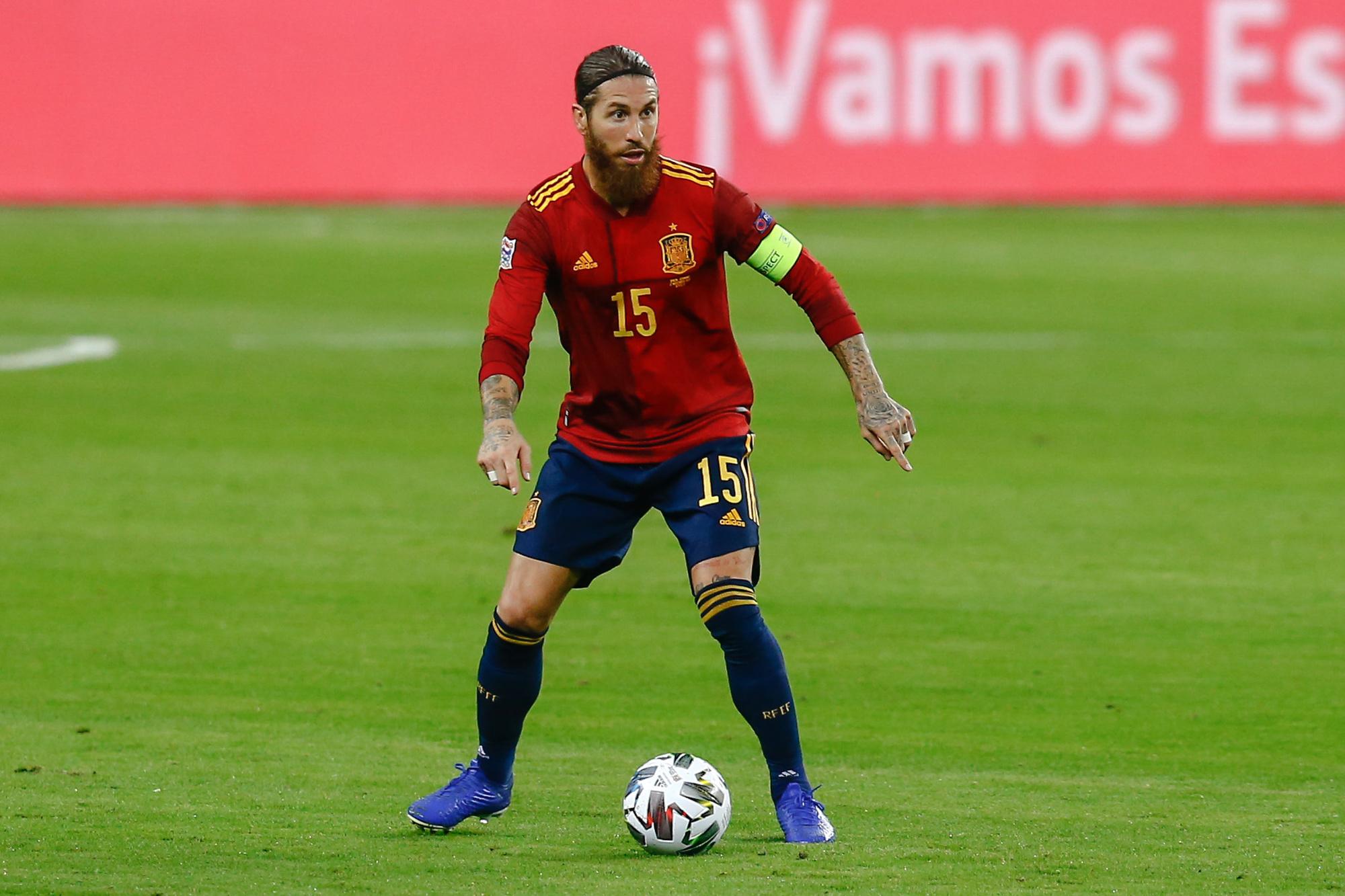 Sergio Ramos., SIPAUSACOLLECTIONS