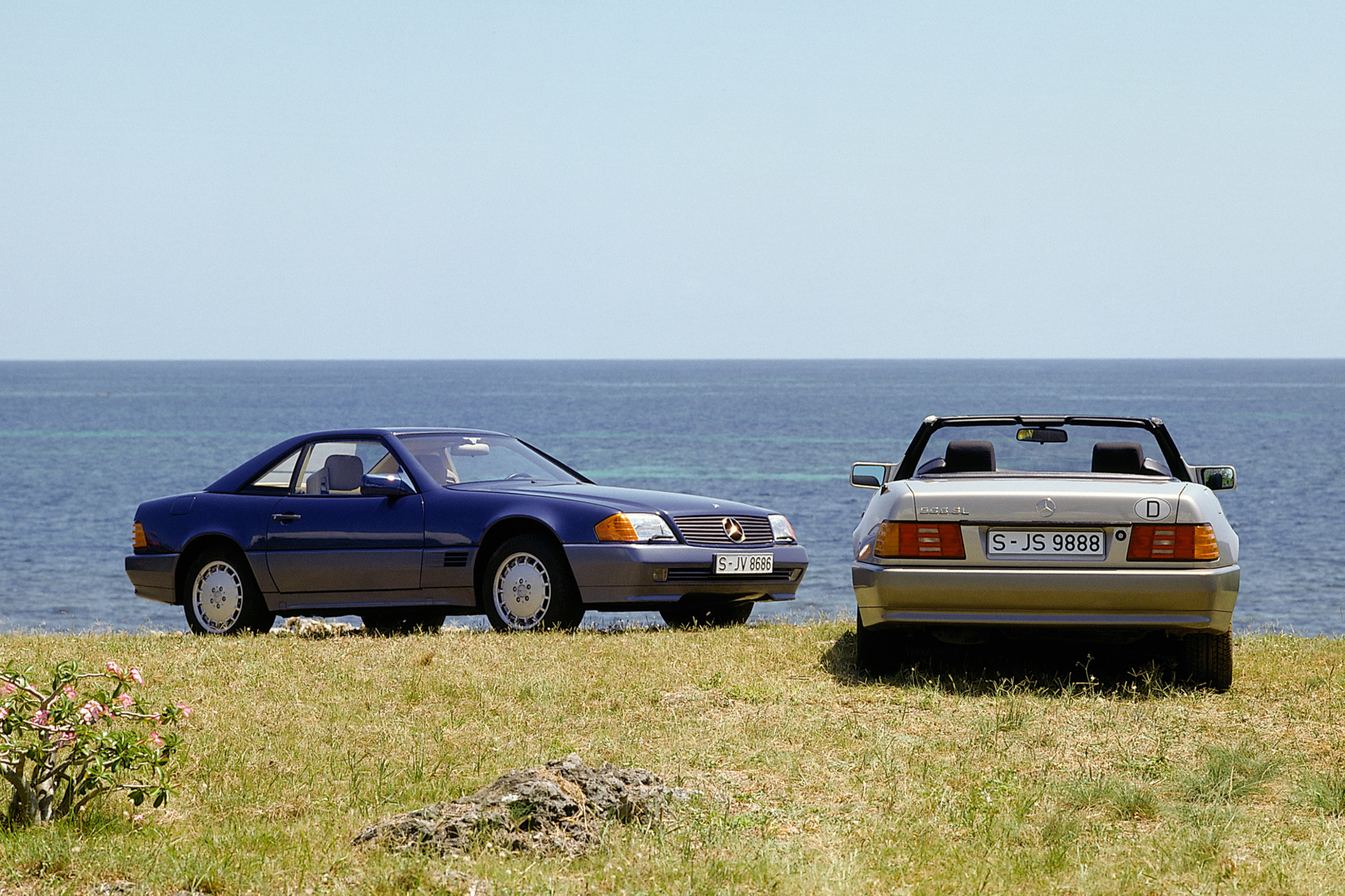 500 SL R129, 1989, GF