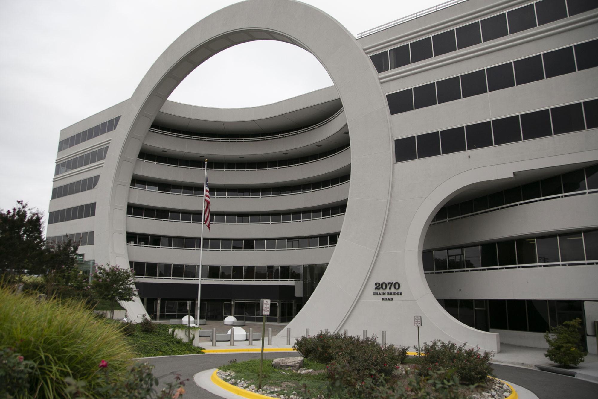Hoofdkwartier FinCEN in de VS, Scilla Alecci / ICIJ