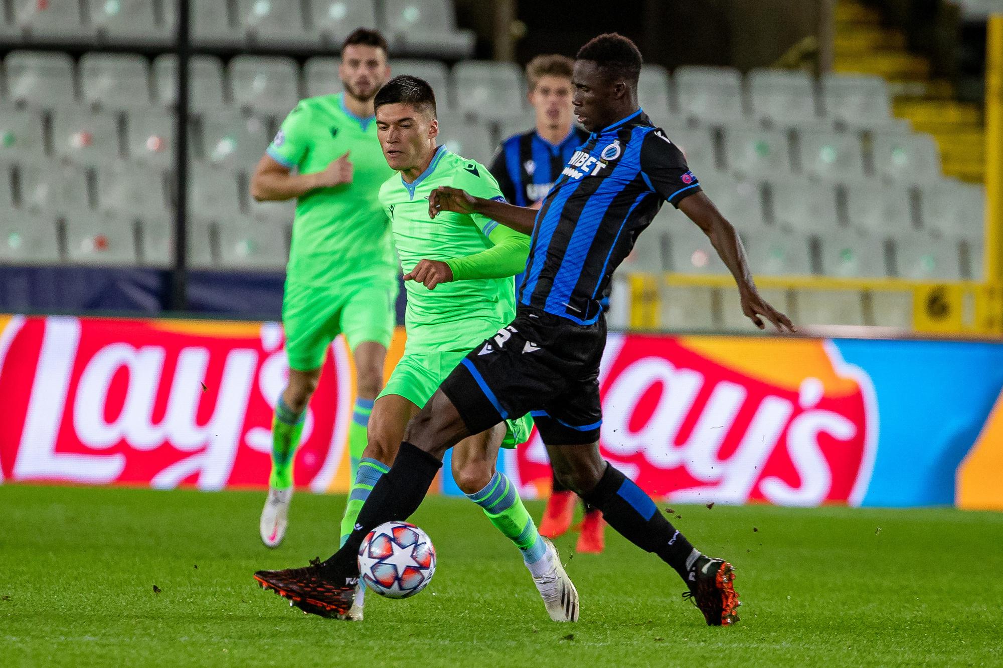 Kan Club vanavond winnen op het veld van Lazio?, Belga Image