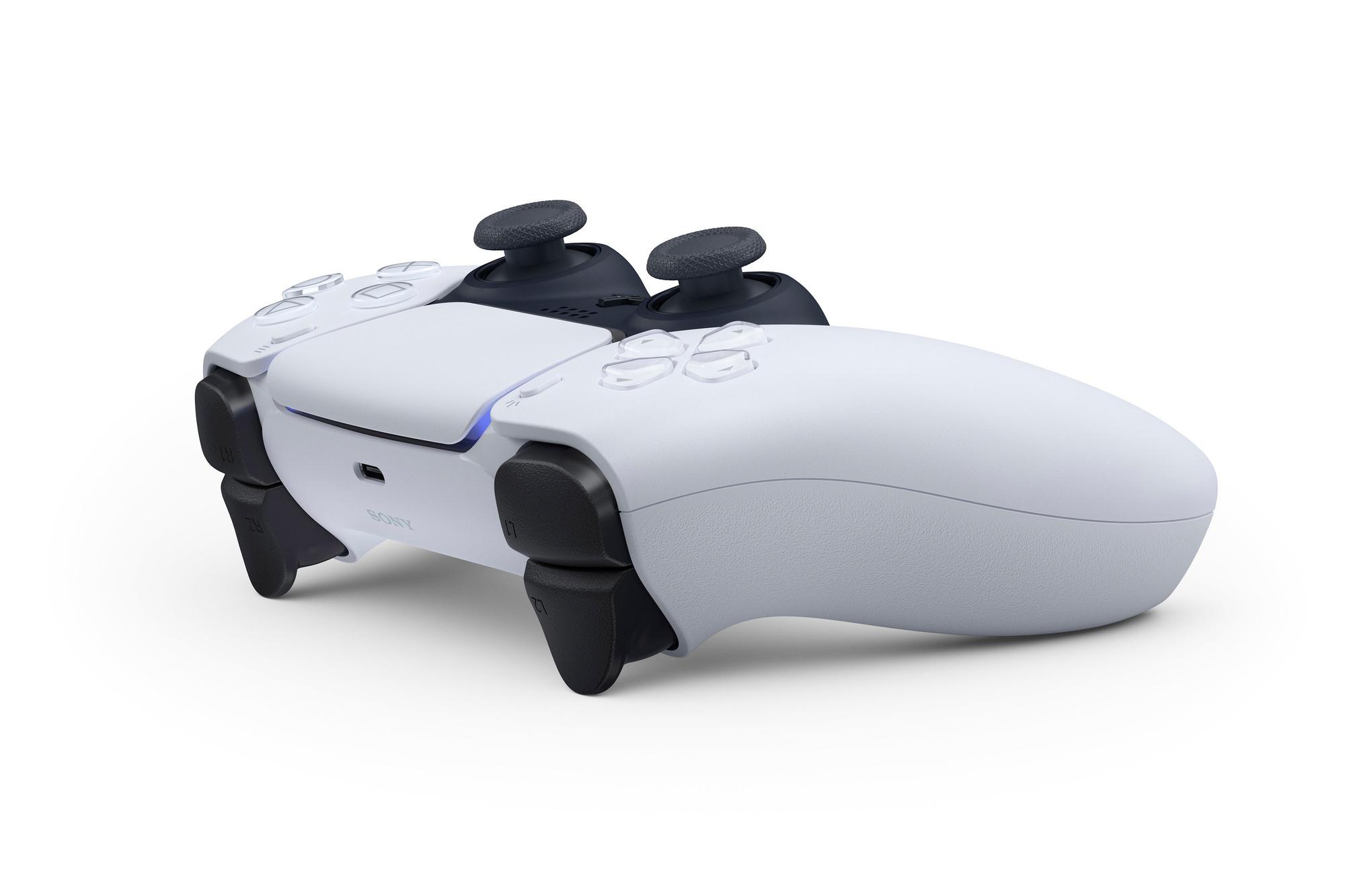 De DualSense Controller van de PlayStation 5, Sony