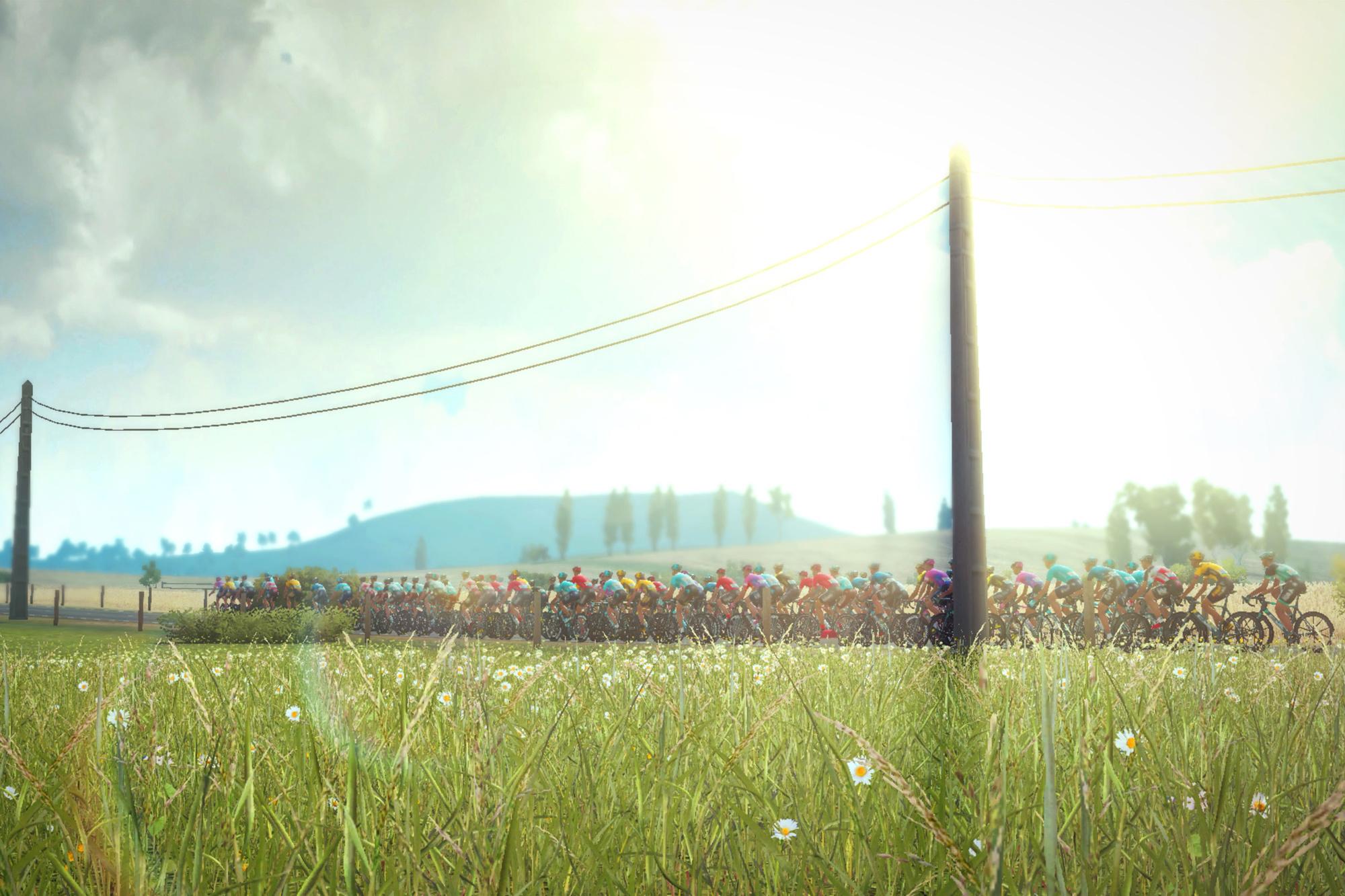 Voor wie enkel interesse heeft in de Tour de France, is er ook het spel 'Tour de France 2020'., PCM