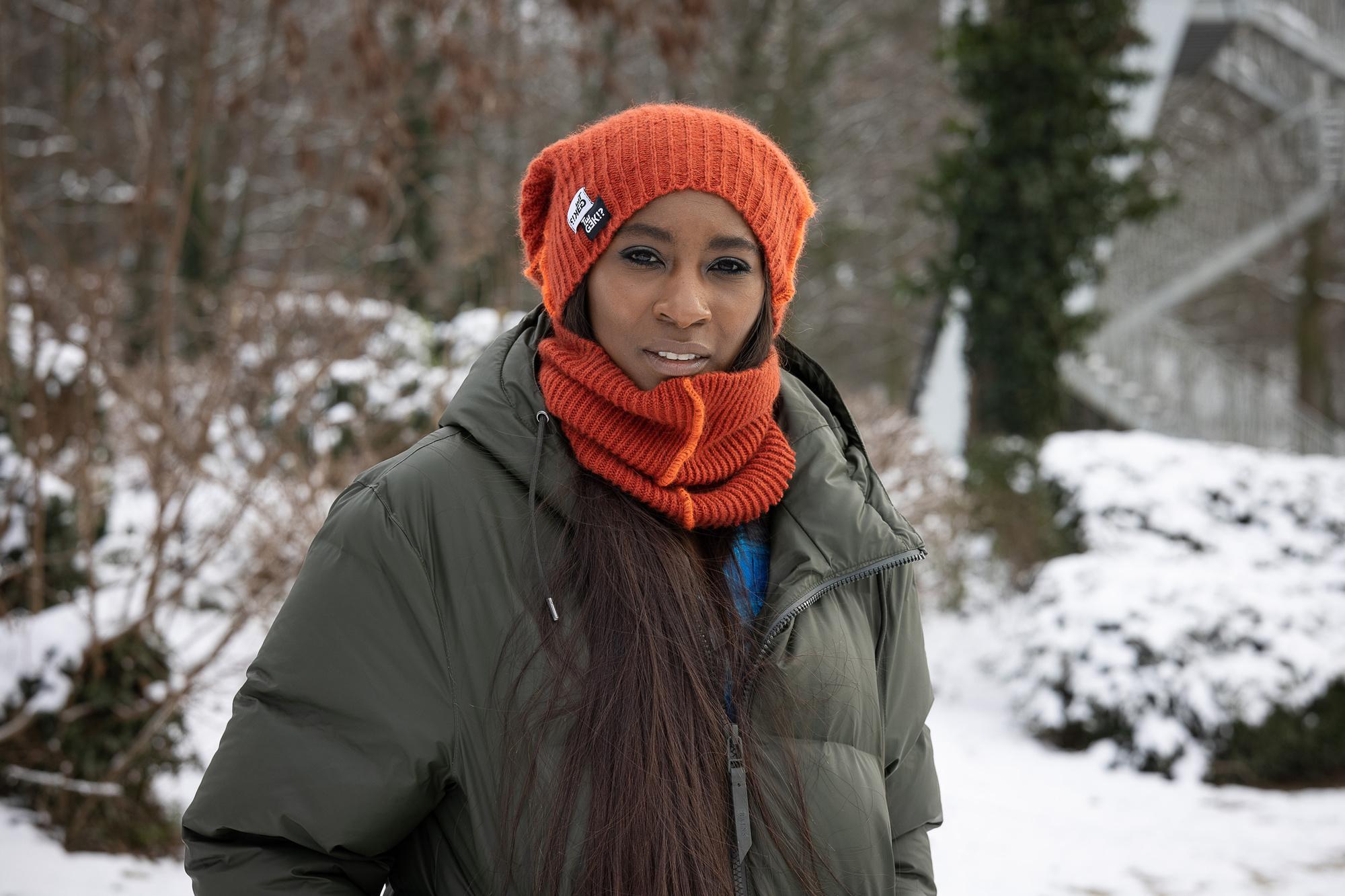 Elodie Ouédraogo, Belga Image
