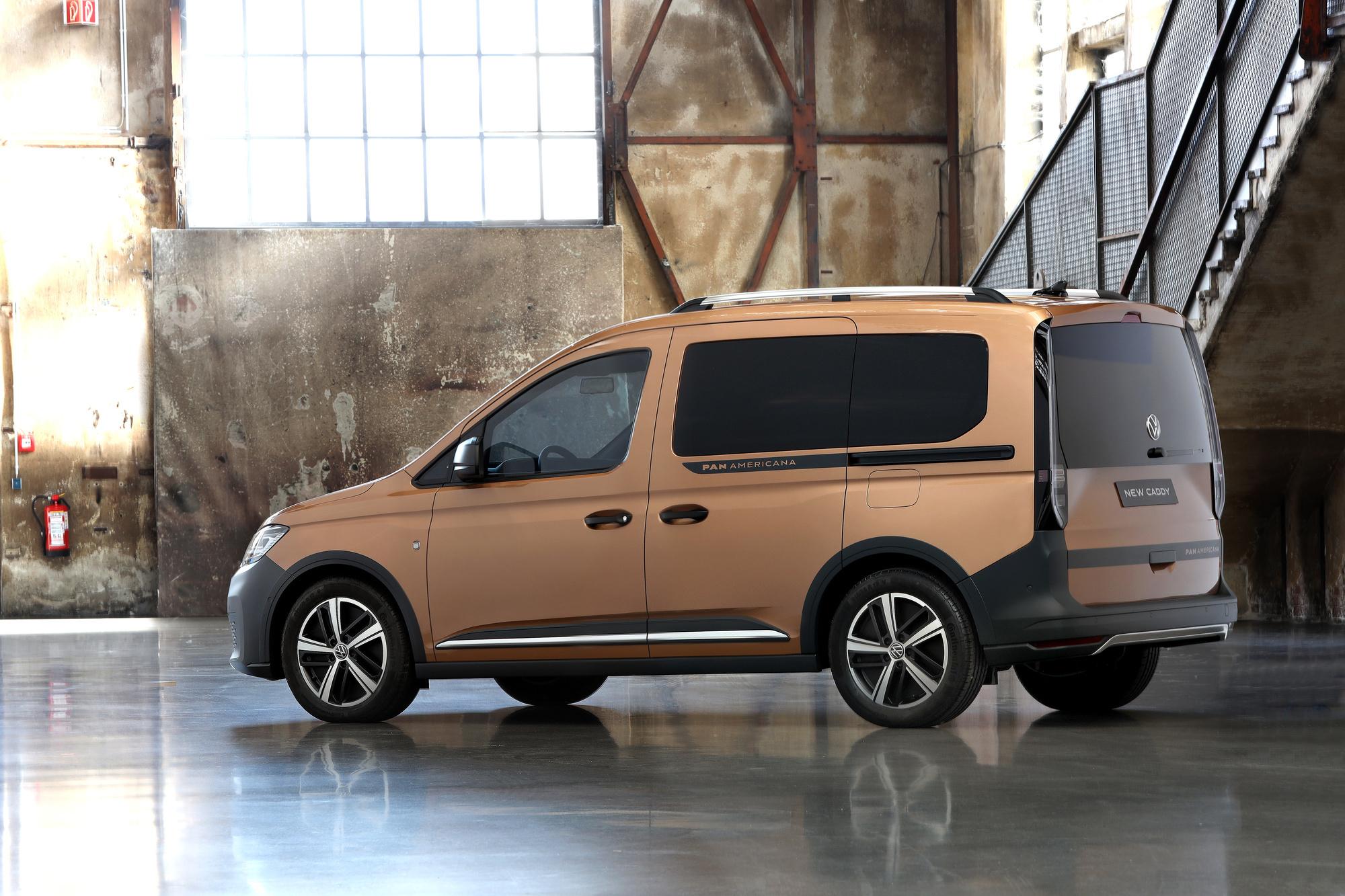 """VW n'a pas forcé le trait """"aventure"""", le style reste assez discret., GF"""