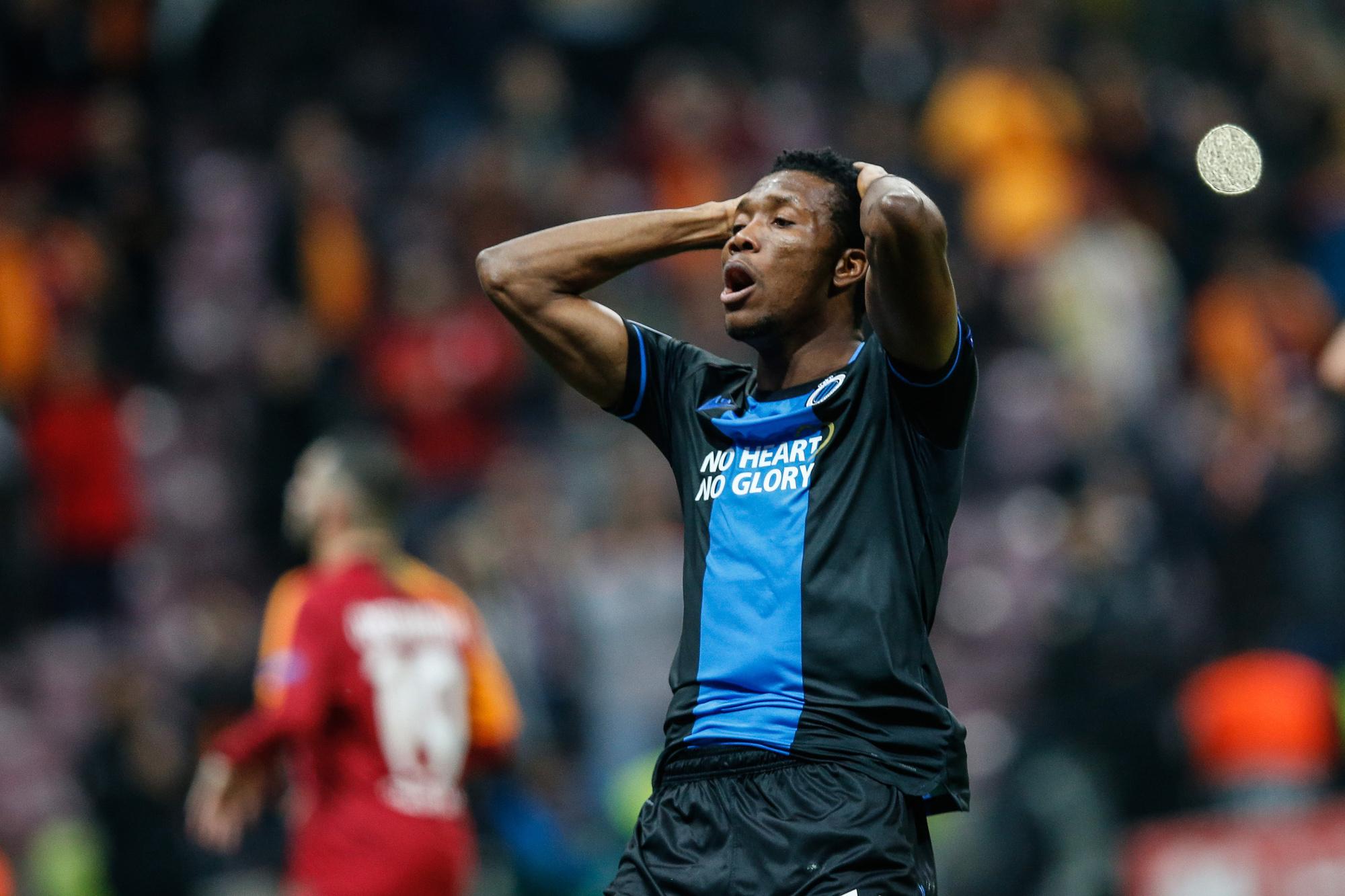 Bij Club Brugge blijven ze zoeken naar een nieuwe spits nu Michaek Krmencik en David Okereke niet goed genoeg bleken, Belga Image