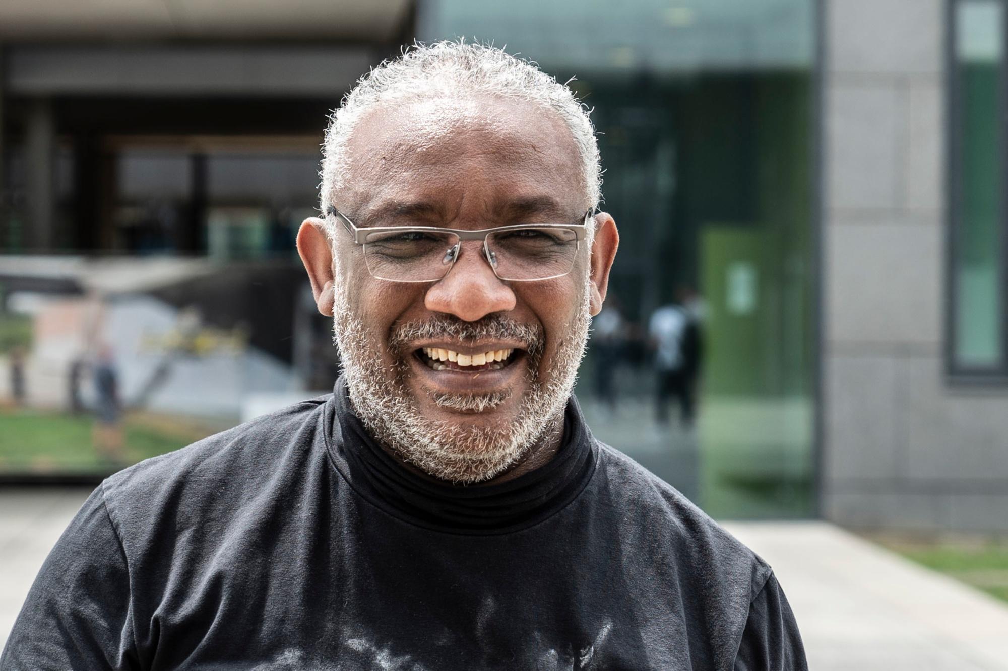 Mohamed Shabini, belga