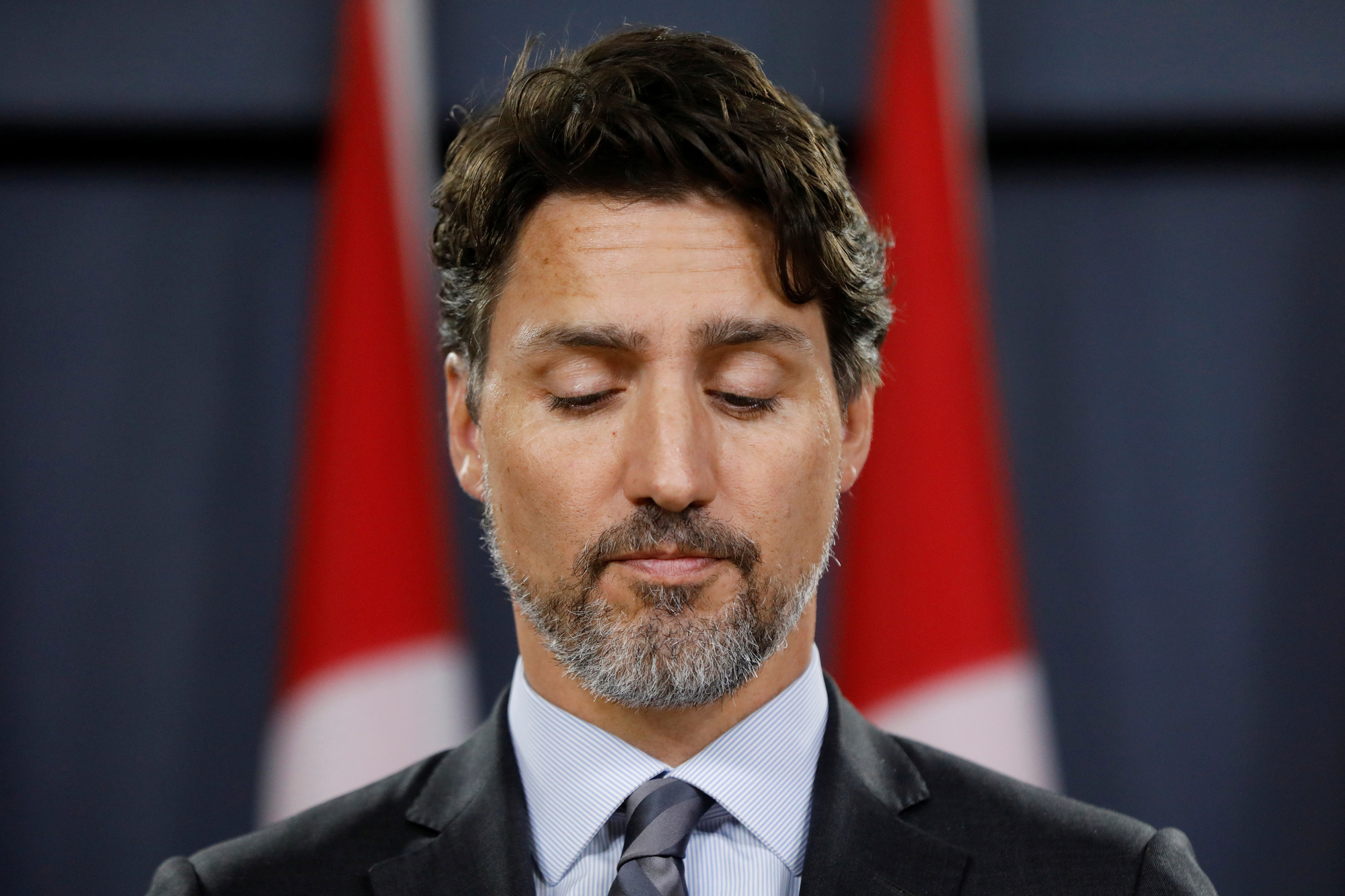 Justin Trudeau, reuters