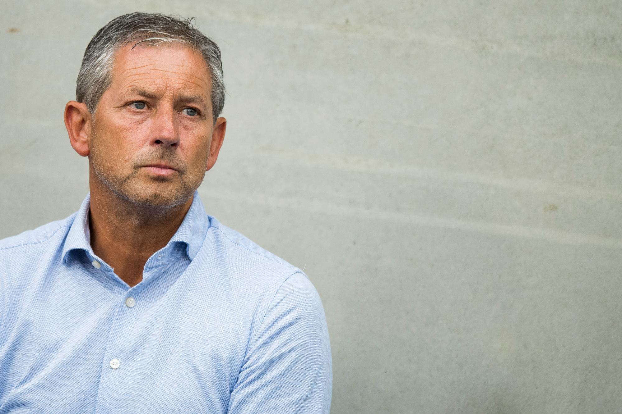 Frank De Bleeckere était le dernier arbitre belge à avoir officier en Champion's League. C'était il y a dix ans., belga