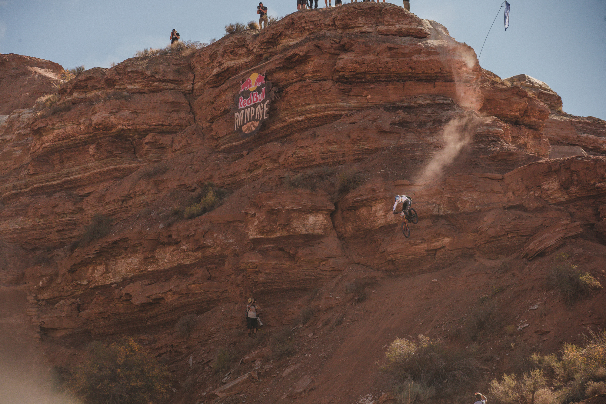 Red Bull Rampage, Red Bull Content Pool